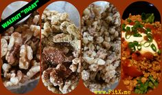 Raw, Gluten-Free, Vegan Taco Meat - Paleo Friendly
