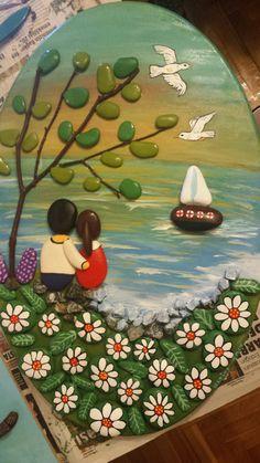 'vogelkaka' painted rocks birds on driftwood jl – Artofit – BuzzTMZ Pebble Painting, Pebble Art, Stone Painting, Stone Crafts, Rock Crafts, Rock Painting Designs, Paint Designs, Art For Kids, Crafts For Kids