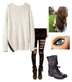 """""""Arielle 15"""" by maggie16116 ❤ liked on Polyvore featuring 3.1 Phillip Lim and Steve Madden"""