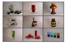 A selection of modern Retro homeware available at www.truc-shop.com