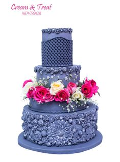 Amazing Wedding cakes and examples, cake suggestion number 7877442239 - The best projects to organize and plan a tremendous and an amazing cake.See the pin this second. Pretty Cakes, Cute Cakes, Beautiful Cakes, Amazing Wedding Cakes, Amazing Cakes, Fondant Cakes, Cupcake Cakes, Elegant Birthday Cakes, Wedding Cake Inspiration