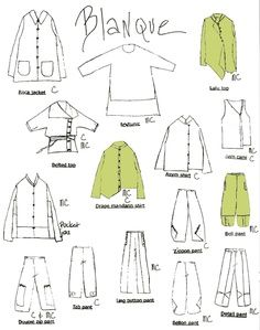 Lagenlook Skirt Patterns | Lagenlook Patterns
