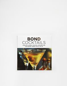 Bond+Cocktails+Book