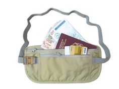 SE Travel Pouch, a wonderfully nerdy piece of mind.  I like to keep my passport and large bills tucked safely away