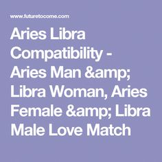 Cancer man and libra woman hookup