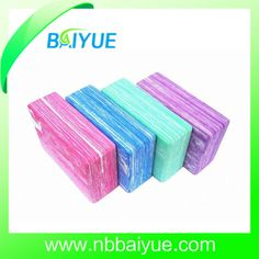 3 X6 X9 EVA Foam Blocks for Yoga Kind : Yoga Block. Material : EVA Foam. Color : Custom. Age : Adult. Colors : Any Color Customize. Model No. : Byyb100. Applications : Yoga, Pilate, Gymnastics,Fitness. Packing : Each Shrinks with Film. OEM : Yes. Smaple Time : 2-3 Days. Weight : 200g. MOQ : 50 PCS. Logo : Customized. 3 x6 x9 Eva Foam Blocks For Yoga Product Details: Prodcut Features: Sturdy, durable and lightweight Dense foam for superior stability Comfortable and easy to transport Rou Yoga Supplies, Yoga Block, Easy