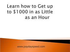 www.paydayspeed.com