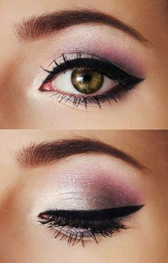 I love the colors with a little less eyeliner! - Eye Make Up , I love the colors with a little less eyeliner! I love the colors with a little less eyeliner! Pretty Makeup, Love Makeup, Makeup Tips, Makeup Looks, Makeup Ideas, Makeup Tutorials, Gorgeous Makeup, Easy Makeup, Nail Ideas