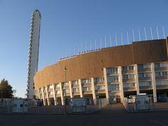 Helsinki Olympic Stadium (1934-38) | Functionalist style by architects Yrjö Lindegren and Toivo Jäntti