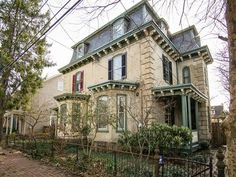 Charming Germantown Victorian lists for $307K