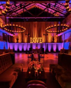 Extraordinary Events & Design | @grace_ormonde @wedding_style | Lighting makes all the difference!