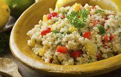 Quinoa con verduras - Recetas con quinoa: la beneficiosa semilla de moda - enfemenino