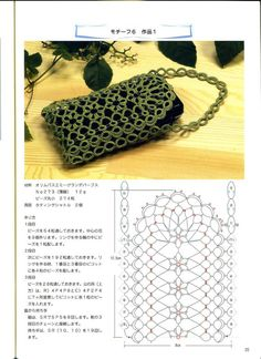 Tatting lace pattern japanese craft ebook by LibraryPatterns
