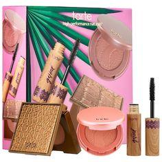 Clay Clique Amazonian Clay Set - tarte | Sephora Beginner Makeup Kit, Makeup For Beginners, Mascara, Makeup Starter Kit, Clay Set, Cheap Makeup, Trends, Makeup Remover, Products