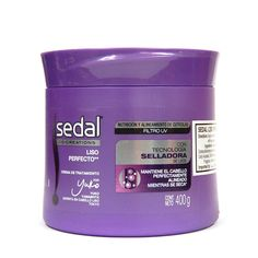 Sedal Perfect Flat Treatment Liso Perfecto 400g