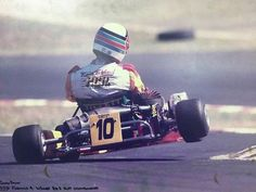 Purest form of racing, Formula Super A karting (Gary Dann 1997) - In his legendary interview, Ayrton Senna addresses karting as the most down-to-subject form of racing, with no politics and no money involved