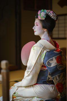 Fukuno, Kawayoshi Okiya,  Miyagawa-chō