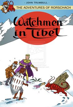 Watchmen in Tibet