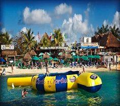 Carlos' n Charlie's Beach, Cozumel Mexico Cozumel Cruise, Cruise Excursions, Cozumel Mexico, Cruise Destinations, Cruise Port, Shore Excursions, Caribbean Cruise, Cruise Tips, Vacation Club