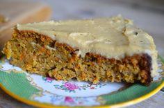 Rens Kroes: Heel veel gezonde gerechten.❤ Oranje taart.