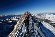 Jungfrau, Switzerland - DENIS BALIBOUSE/Newscom/Reuters