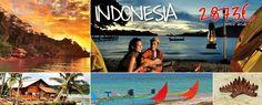Indonesia, un paraiso con más de 18.307 islas