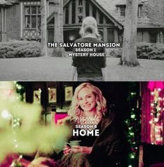 caroline forbes went from the mystery house to her home and the mystery guy to her husband. when will your fave #steroline #tvd #tvds8 #tvds1