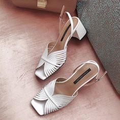 Chiko Maryan Open Toe Block Heels Sandals is part of Sandals heels - Chiko Maryan Open Toe Block Heels Sandals feature open toe, approx 6 cm block heels, rubber sole Women's Shoes Sandals, Wedge Shoes, Shoe Boots, Sandals Outfit, Heeled Sandals, Ankle Boots, Sandal Heels, Slide Sandals, Cute Shoes