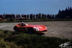 Taruffi 1956 Nurburgring (Maserati)
