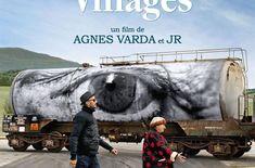 """""""Visages, Villages"""", de Agnès Varda & JR al aire libre en Borges 1975!"""