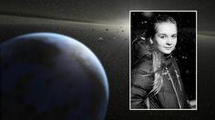 Som tolvåring begynte denne samiske jenta å interessere seg for romfart. Nå som 16-åring er hun en av få spesielt utvalgte som får delta på Space Camp i USA.