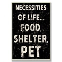For Pet Lovers.