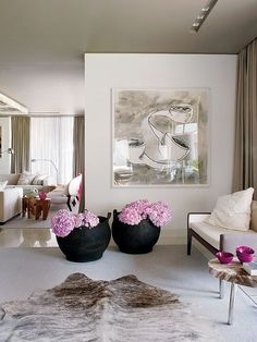 This elegant interior design is created by Spanish architect Pinto Basto. Because home owners have active social life, one of the main tasks for architect was to design an elegant and comfortable residential environment which would be suitable for the reception of guests. To realize this challenge, home was divided into many zones, while maintaining …