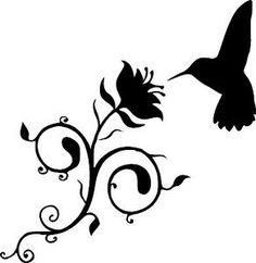 Image result for butterfly flower graphic black and white