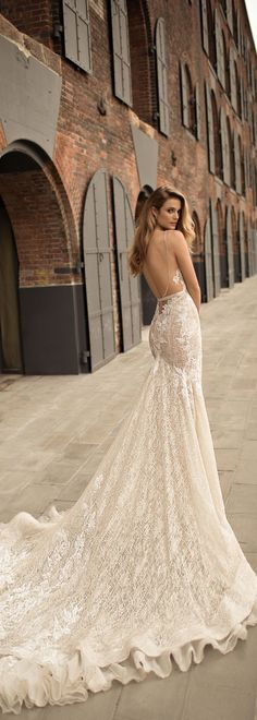 #BERTA 2018 bridal collection. Style 18-14 <3