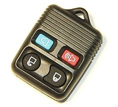 Remote Key Replacement Case Shell 4 Button Pad for Ford by FORD. $0.39. REMOTE KEY REPLACEMENT CASE SHELL 4 BUTTON PAD FOR FORD  Features:  Details:Replacement Fob remote case   weight:15g  Description:  4 Buttons (Lock/Unlock/truck+Panic)    Please note: NO interior (remote/electronics/transponder chips) unit inside  Works With:   1999-2007 FORD TAURUS  2000-2008 FORD FOCUS  1999-2008 FORD MUSTANG  2003-2006 FORD THUNDERBIRD  1999-2003 FORD ESCORT  2005 2006 2007 FORD FIVE H...