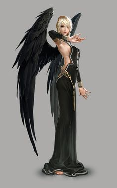 Macha from Mabinogi II: Arena