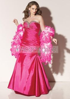 Glamorous Floor-Length Sweetheart Evening/Prom Dresses(Free Shipping)