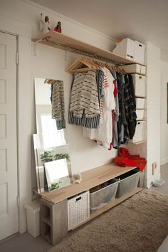 Mirror Situation  Sage & Gracie's Sweet & Resourceful Portland Home
