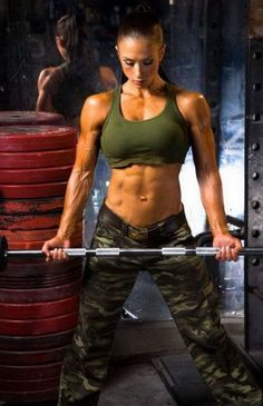 80 Female Fitness Motivation Posters That Inspire You To Work Out - Gravetics