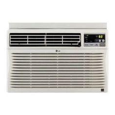 A  large but inexpensive AC, the 8,000 BTULG LW8012ER can be a bit noisy, but it's good for rooms that are 350 sq ft or smaller.(starting at $219)