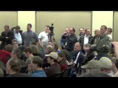 Veteran Stands Up For 2nd Amendment At Chicago Anti-Gun Forum