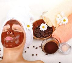 Amazing COFFEE FACIAL to get spotless crystal clear skin/coffee powder c chehry k dag daby door kry Coffee Mask, Coffee Type, Best Coffee, Mocha Coffee, Different Kinds Of Coffee, Coffee Ice Cubes, Expensive Coffee, Frozen Coffee, Medicinal Plants