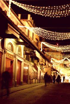 Ponte Vecchio, Firenze. Xmas Time <3