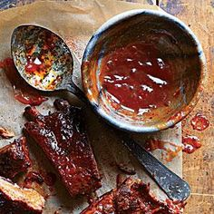 Sweet-and-Spicy Barbecue Sauce | MyRecipes.com