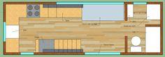 Chickadee Floorplan