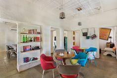 workshop inc. combines food, art, & retail in project café