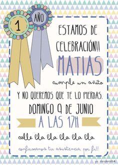1000 images about invitaciones on pinterest bodas - Ideas originales para cumpleanos ...