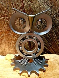 Welding Art Projects, Welding Crafts, Metal Art Projects, Metal Crafts, Recycled Metal Art, Scrap Metal Art, Metal Art Decor, Metal Artwork, Cutlery Art