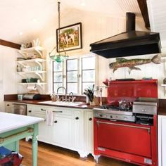 Kitchens With Cottage Charm